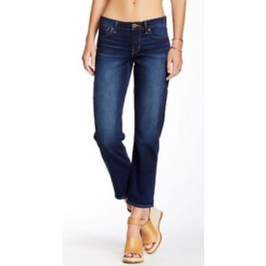 Lucky Brand Mollie Crop Mid-Rise Jean Size 14/32